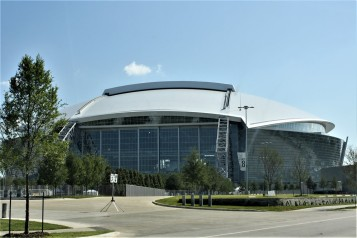 2009 08 29 1 Arlington Texas Stadiums