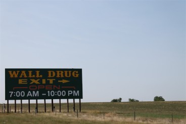 2012 07 11 7 Wall Drug South Dakota