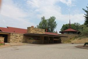 2012 07 14 3 Spring Green WI FLW Visitor Center
