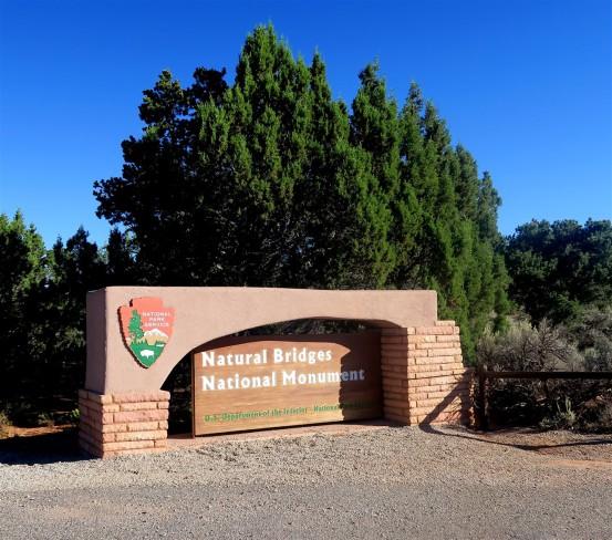 2015 09 18 6 Natural Bridges National Monument UT