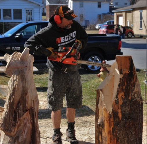 2016 03 12 138 Ridgway PA Chainsaw Carvers Rendevous