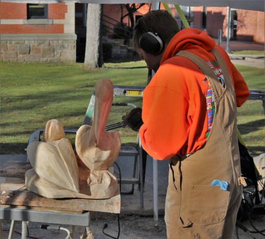 2016 03 12 63 Ridgway PA Chainsaw Carvers Rendevous
