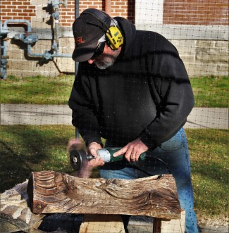2016 03 12 79 Ridgway PA Chainsaw Carvers Rendevous