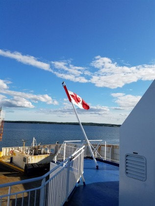 2016 09 04 57a Ferry to Newfoundland