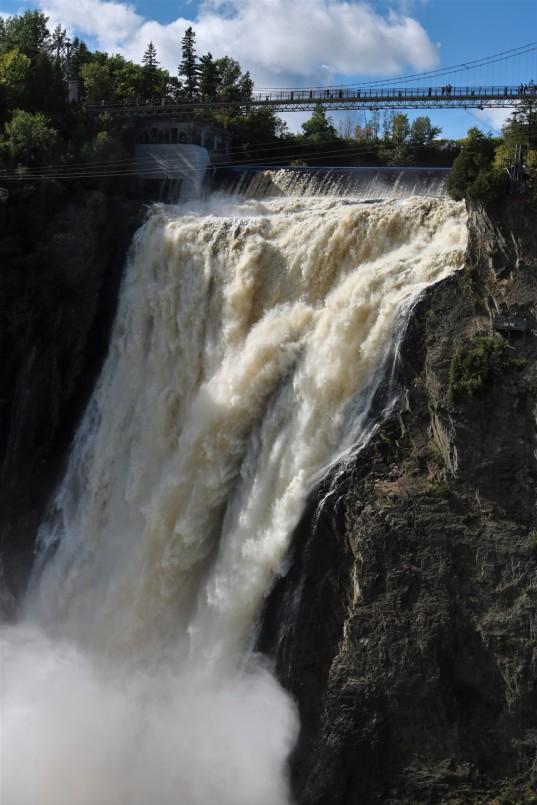 2016 09 09 76 Montmorency Falls PQ