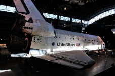 2016 11 05 64 Fairfax County VA Udvar Hazy Smithsonian Air & Space Museum
