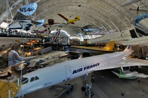 2016 11 05 90 Fairfax County VA Udvar Hazy Smithsonian Air & Space Museum