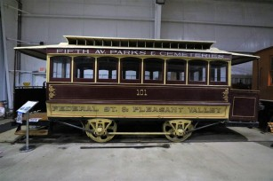 2017 06 30 12 Washington PA Pennsylvania Trolley Museum