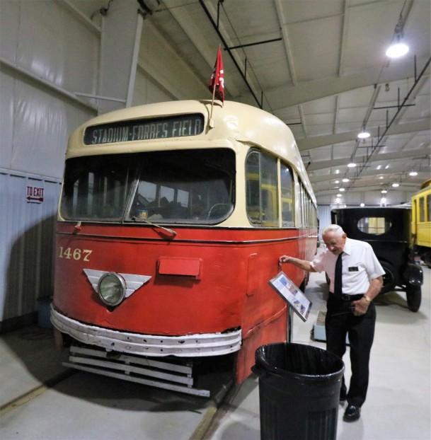 2017 06 30 22 Washington PA Pennsylvania Trolley Museum