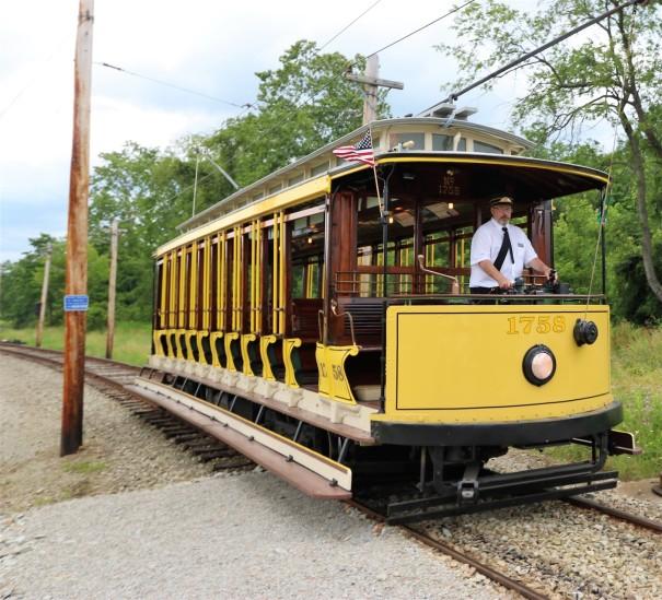 2017 06 30 34 Washington PA Pennsylvania Trolley Museum