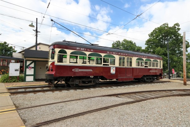 2017 06 30 4 Washington PA Pennsylvania Trolley Museum