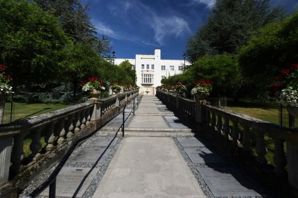 2017 09 10 49 Victoria BC Hatley Castle & Gardens