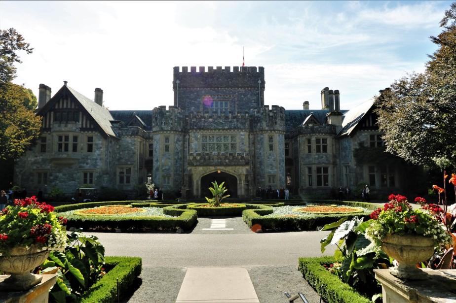 2017 09 10 50 Victoria BC Hatley Castle & Gardens