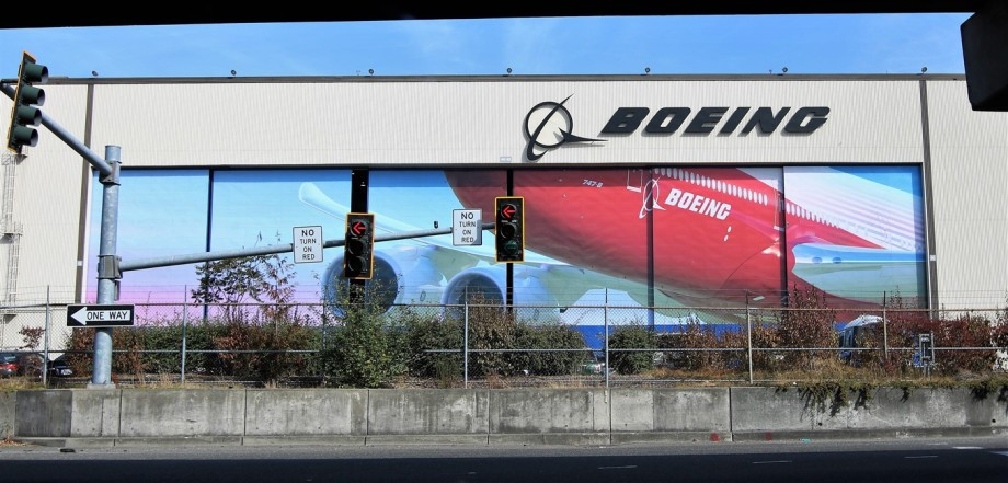 2017 09 12 17 Everett WA Boeing Factory