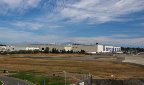2017 09 12 25 Everett WA Boeing Factory