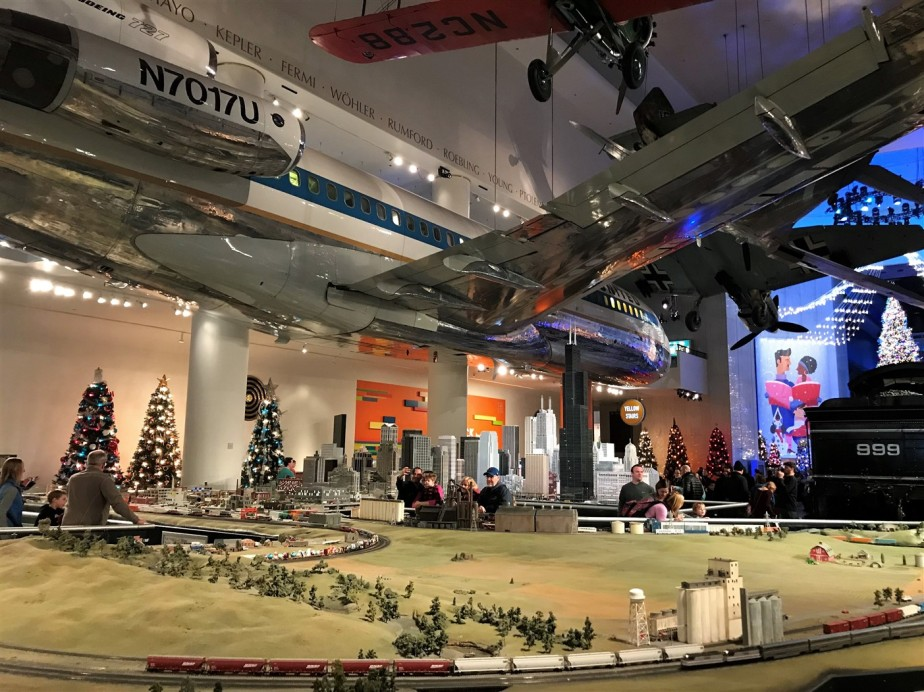 2017 12 27 22 Chicago Museum of Science & Industry