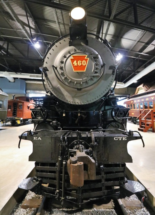 2018 05 07 102 Strasburg PA Railroad Museum of Pennsylvania - Copy