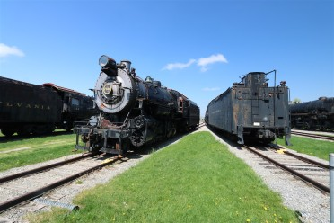 2018 05 07 106 Strasburg PA Railroad Museum of Pennsylvania - Copy