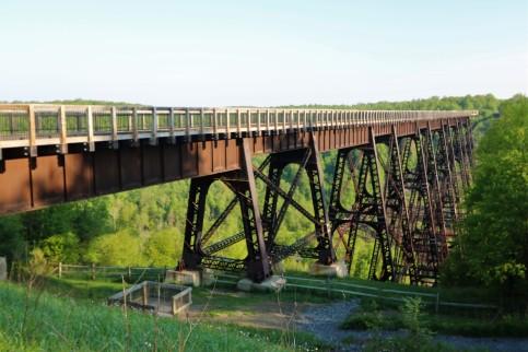 2018 05 25 17 Kinzua Bridge State Park PA