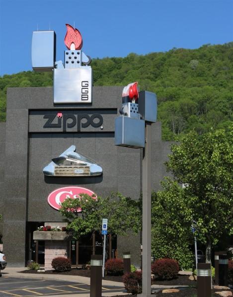 2018 05 25 78 Bradford PA Zippo Museum