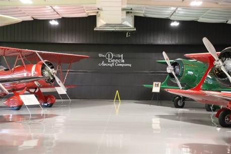 2019 05 14 24 Tullahoma TN Beechcraft Airplane Museum