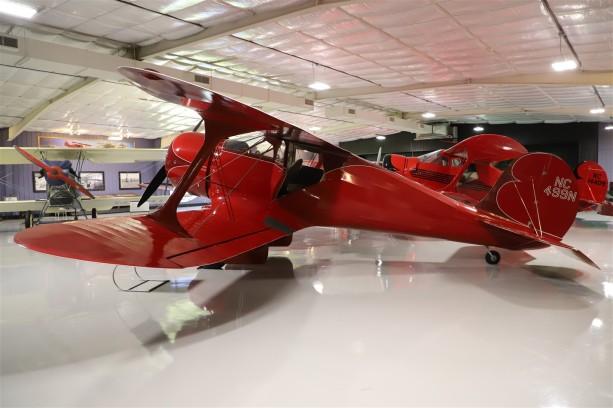 2019 05 14 28 Tullahoma TN Beechcraft Airplane Museum