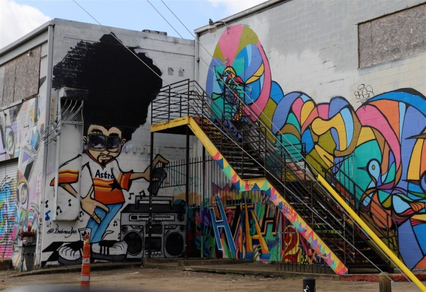 2019 05 23 35 Houston Graffiti Building