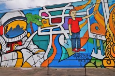 2019 05 23 45 Houston Graffiti Building
