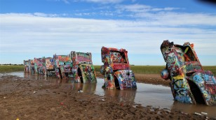 2019 05 28 382 Amarillo TX Cadillac Ranch