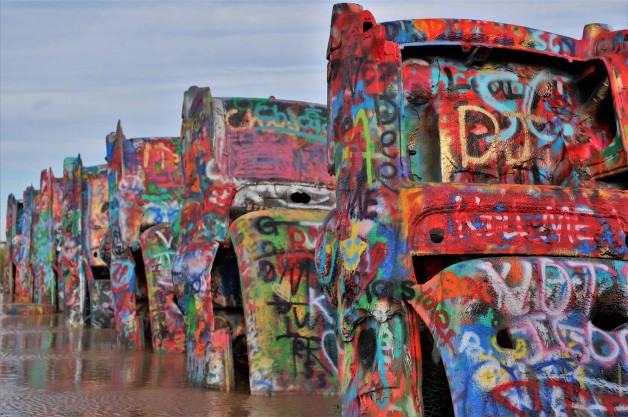 2019 05 28 385 Amarillo TX Cadillac Ranch