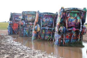 2019 05 28 402 Amarillo TX Cadillac Ranch