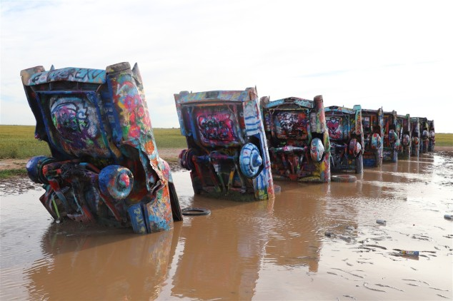 2019 05 28 414 Amarillo TX Cadillac Ranch