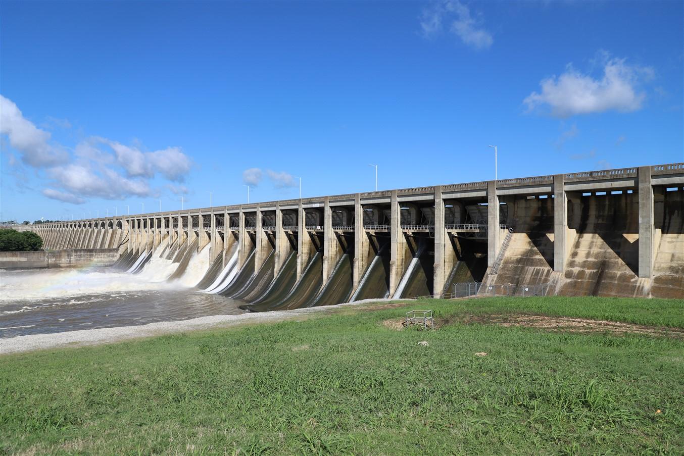 2019 05 30 17 Langley OK Pensaolca Dam