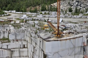 2019 08 01 92 Barre VT Rock of Ages Granite Quarry