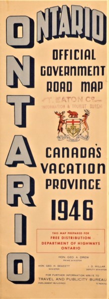 Government Province Ontario 1946