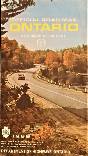 Government Province Ontario 1966