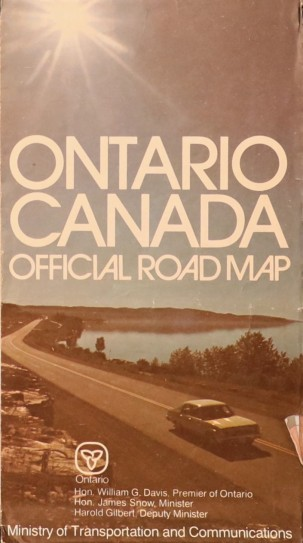 Government Province Ontario 1974
