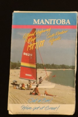 Government Provincial Government Manitoba 1987