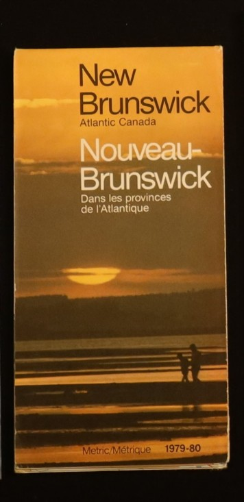 Government Provincial Government New Brunswick 1979