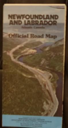 Government Provincial Government Newfoundland 1985