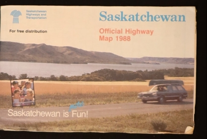 Government Provincial Government Saskatchewan 1988