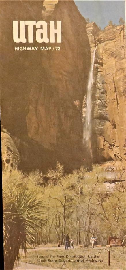 Government State Utah 1972