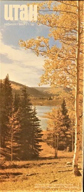 Government State Utah 1977