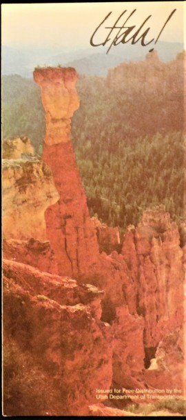 Government State Utah 1979