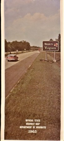 Government State Virginia 1965 1