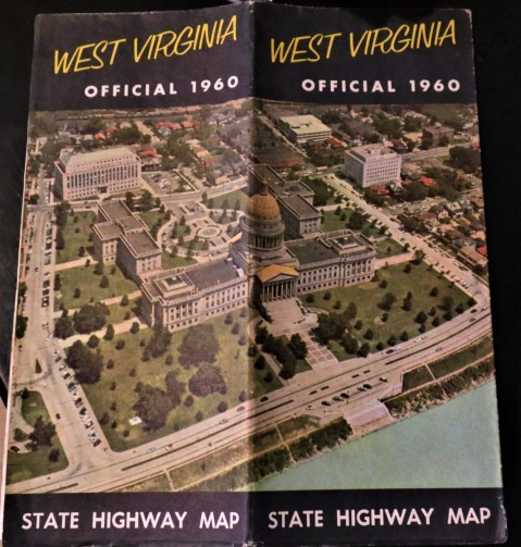 Government State West Virginia 1960 1