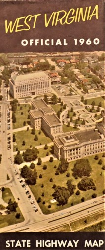 Government State West Virginia 1960