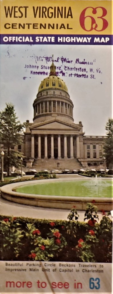 Government State West Virginia 1963