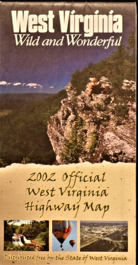 Government State West Virginia 2002