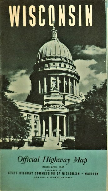 Government State Wisconsin 1947